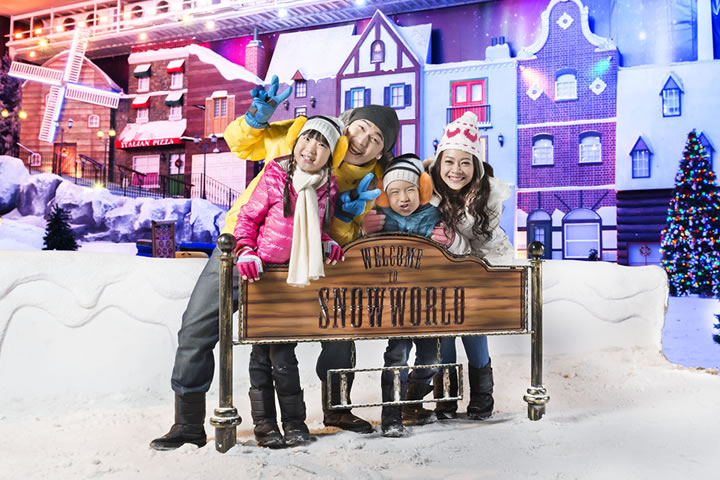 Snow World - Genting Highlands Reviews Malaysia